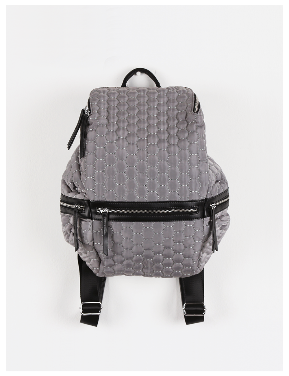 Comby Combi leather Back pack