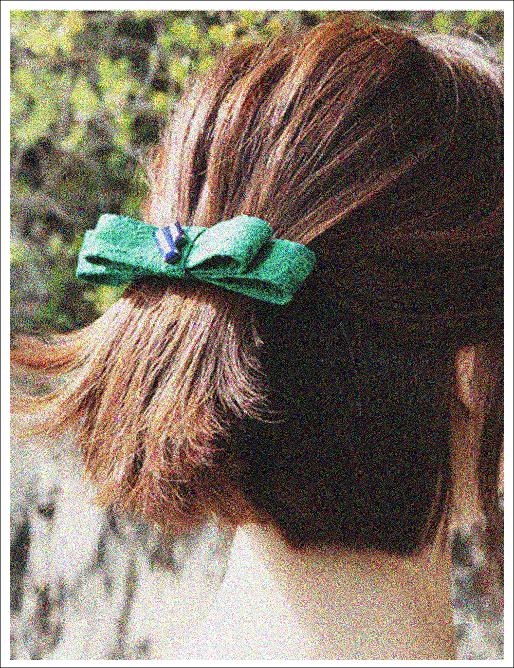Sabrina Green Hairpin