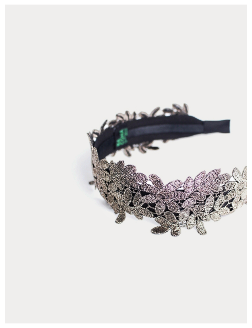flower lace band